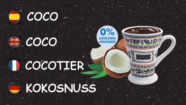 CHOCOLATE NEGRO COCO